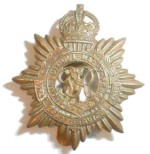 RASC Cap Badge